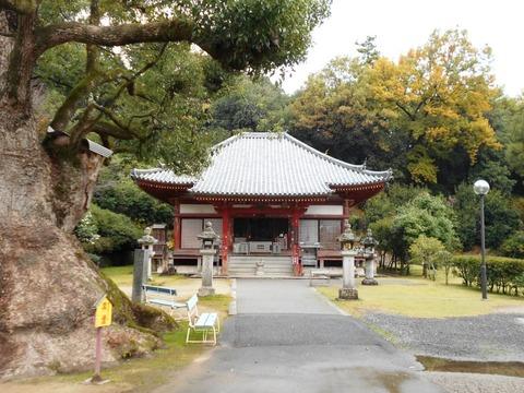 69番観音寺本堂