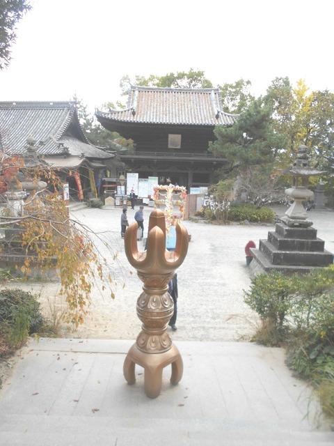 51番石手寺(境内)