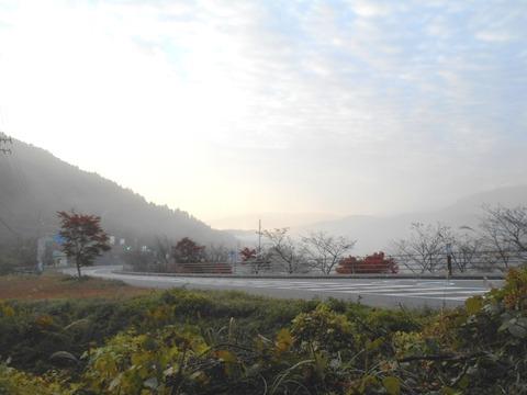 46番への道(三坂峠2)