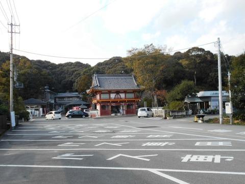 霊山参り(2番山門)