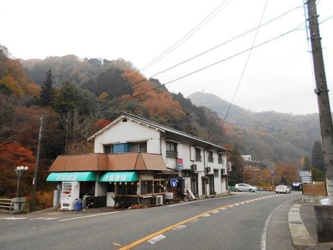 別格20への道(赤松旅館)