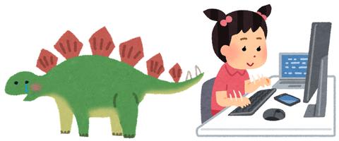 昭和のステゴザウルス