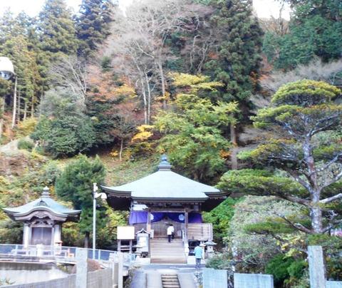 60番横峰寺大師堂
