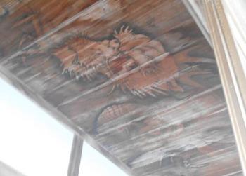 21番太龍寺(龍の天井)