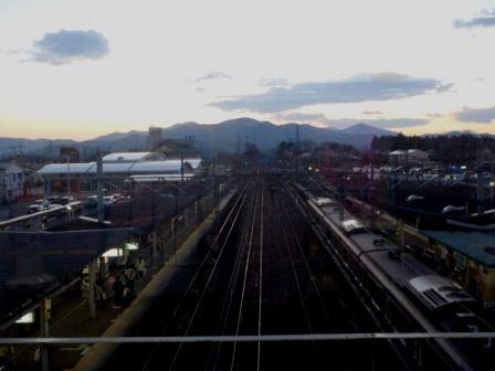 水戸線と筑波山 003