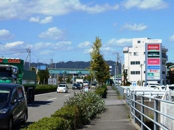 18番への道(国道)