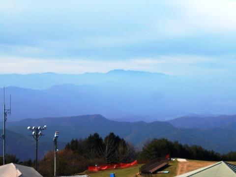 雲辺寺山頂からの景色3