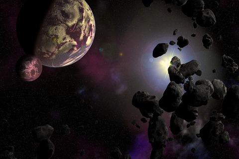 壊れる惑星