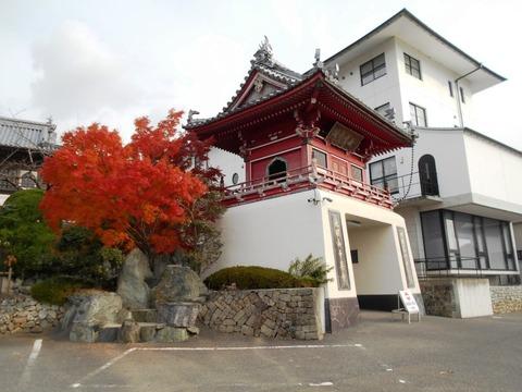 霊山参り(7番山門)