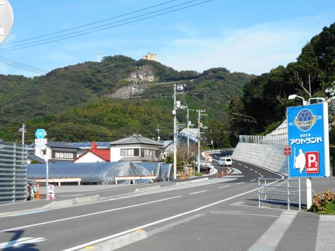28番への道(バブルの城2)