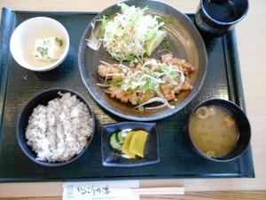 41番への道(ゆらり内海ランチ)