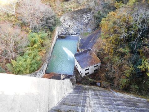 別格20番大瀧寺内場ダム3