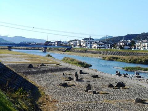 40番への道(僧都川)
