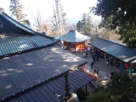 高尾山2014初詣 013