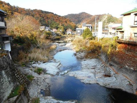 塩江温泉(香東川)