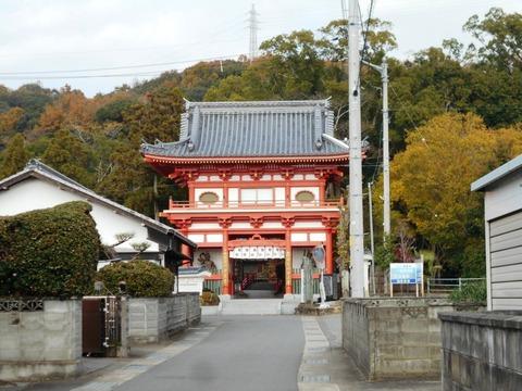 霊山参り(3番山門)