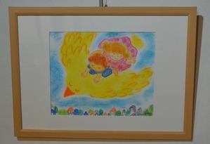 2017,5月きたやま ちえこイラスト展 (37)