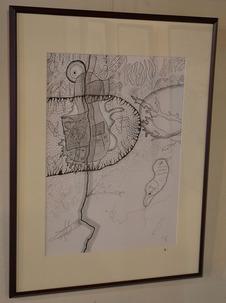 2018,8月 岡山 寛 作品展 (11)
