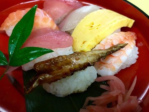 にぎり寿司1