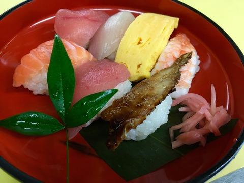 にぎり寿司2