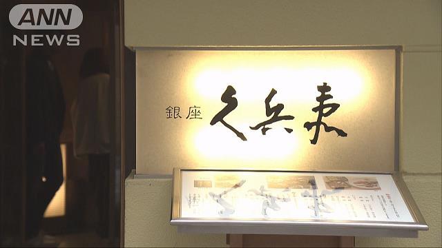 中尾彬、高級すし店「久兵衛」のホテルオークラ提訴に持論「お寿司って格で食うものじゃなくてネタで食うもの」