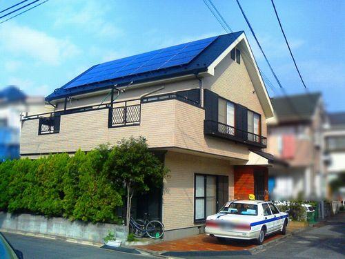 ライフサポートで設置したお宅です。(東京都 A邸)