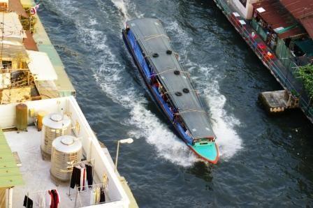 運河バス2