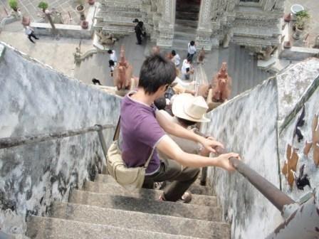 暁の寺 くだり