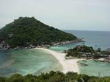 サムイ島周辺で最もきれいな島