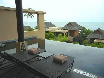 サムイ島チャウエンノイビーチのホテル3