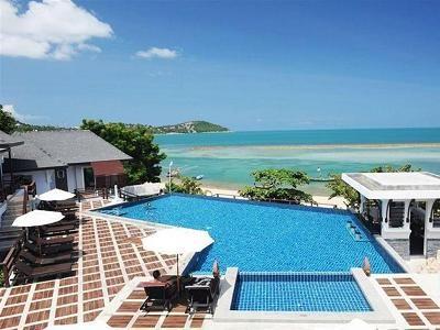 サムイ島のマトラン島周辺のホテル