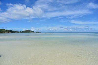サムイ島 カーサ デ マールのビーチ12