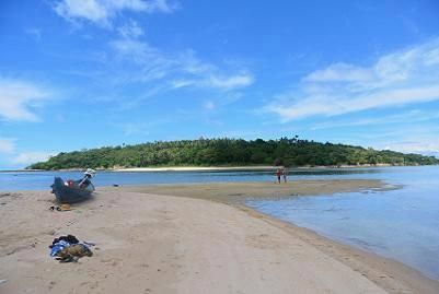 サムイ島のマトラン島周辺のビーチ21