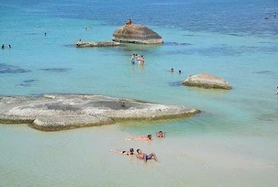 サムイ島のクリスタルビーチ09