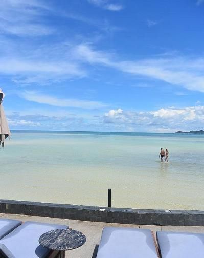 サムイ島 カーサ デ マールのビーチ21