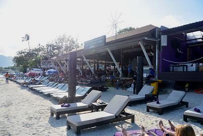 サムイ島のチャウエンビーチ18
