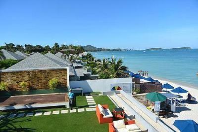 サムイ島チャウエンビーチのホテル04