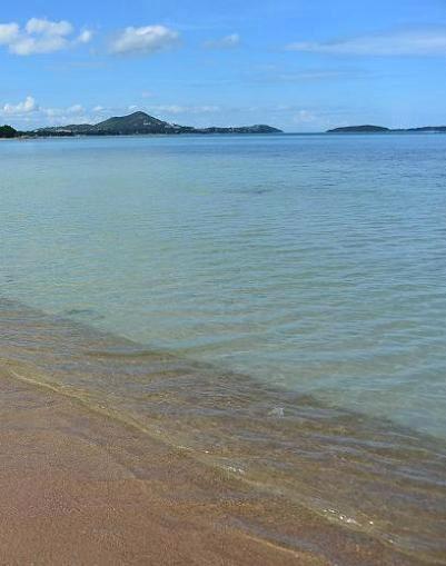 サムイ島ブーコ前のビーチ15