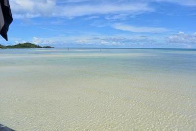 サムイ島 カーサ デ マールのビーチ08