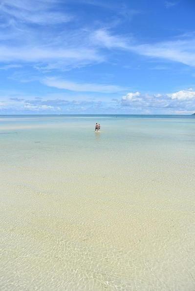 サムイ島 カーサ デ マールのビーチ23