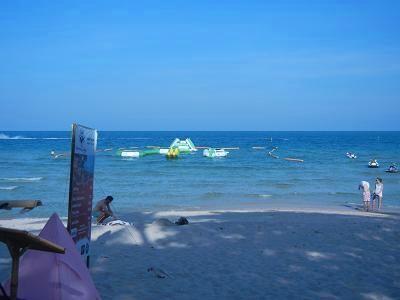サムイ島のビーチ、モンキーベイ11
