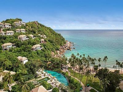 サムイ島ラマイビーチのホテル2