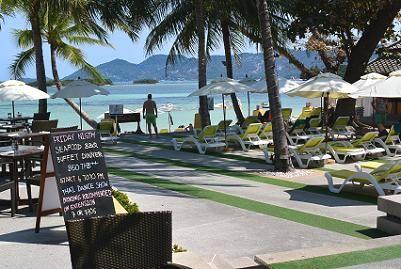 サムイ島カンダブリのビーチ04