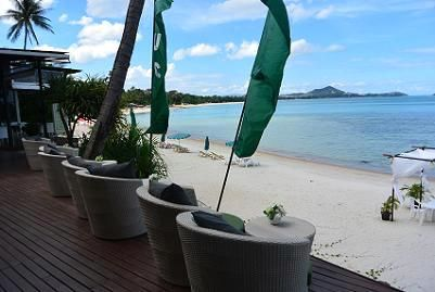 サムイ島ブーコ前のビーチ06