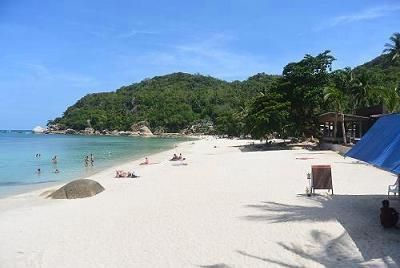 サムイ島のビーチ、クリスタルビーチ13
