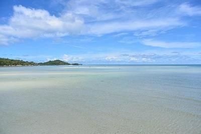 サムイ島 カーサ デ マールのビーチ09
