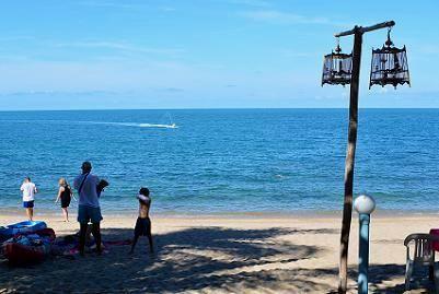 サムイ島のビーチ、コーラルベイ11
