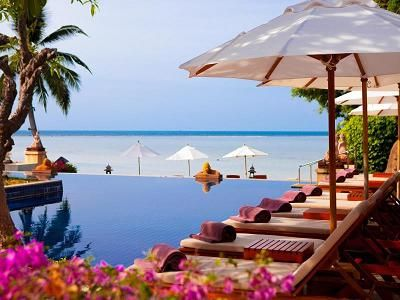 サムイ島のホテル3