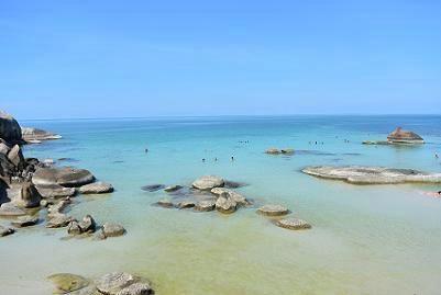 サムイ島のクリスタルビーチ06