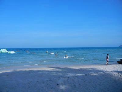 サムイ島のビーチ、モンキーベイ12